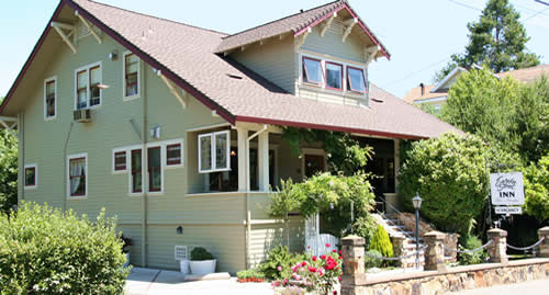 sutter creek bed and breakfast history